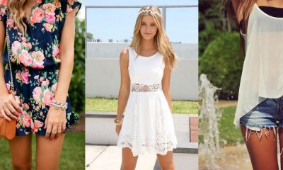 Cute summer outfit ideas 36 Cute Outfit Ideas for Summer - Summer Outfit Inspiration