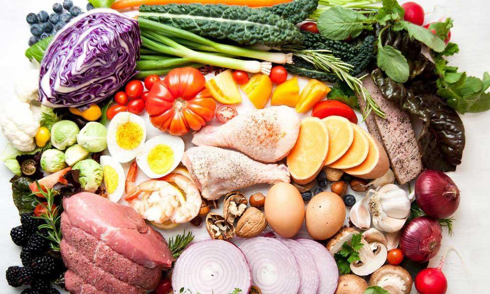 Paleo Diet Food List The Ultimate Paleo Diet Food List & 7-Day Meal Plan