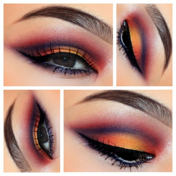 20 Glamorous Eye Makeup Looks – Hottest Makeup Trends