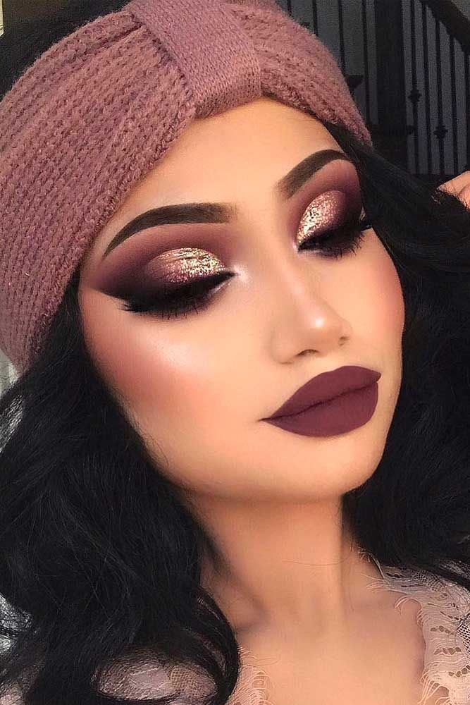 20 glamorous eye makeup looks hottest makeup trends her style code Fashion style and make up