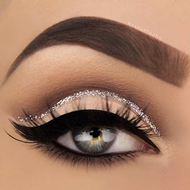 20 Glamorous Eye Makeup Looks Hottest Makeup Trends Her Style Code