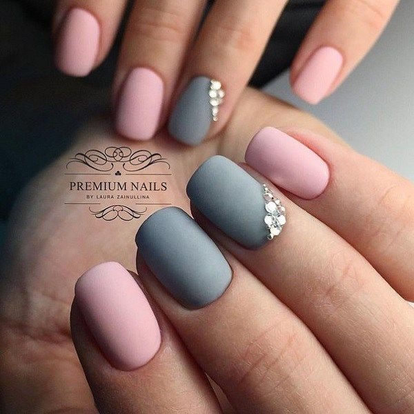 Image result for nails arts for short nail ... - 40 Stunning Manicure Ideas For Short Nails 2018 - Short Gel Nail Arts