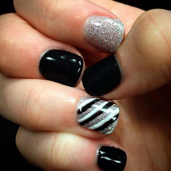 Image result for nails arts for short nail