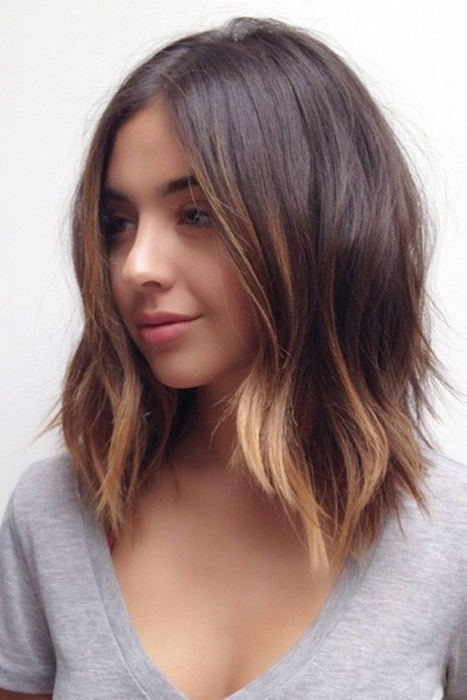 30 Amazing Medium Hairstyles for Women 2018 - Daily Mid