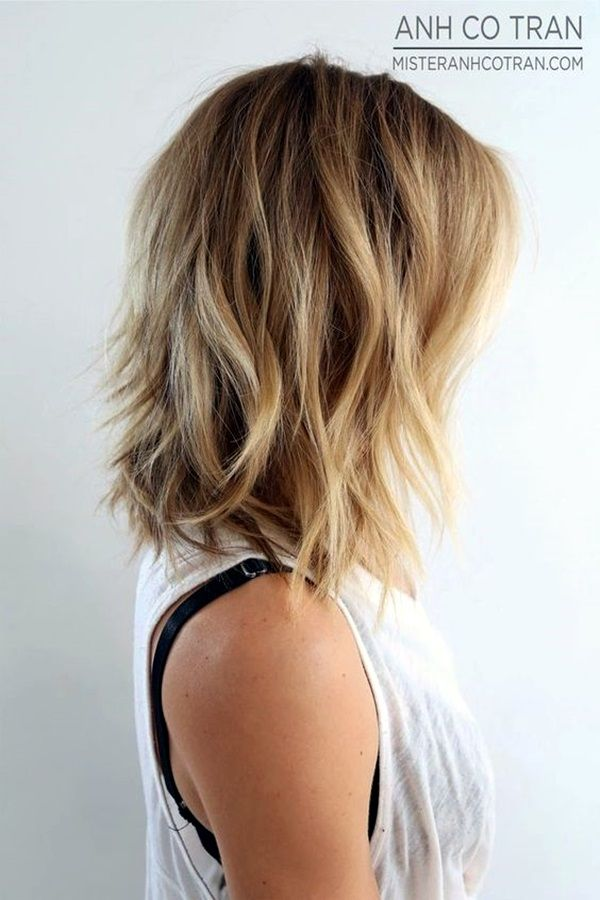 Medium Hair Idea and best haircuts