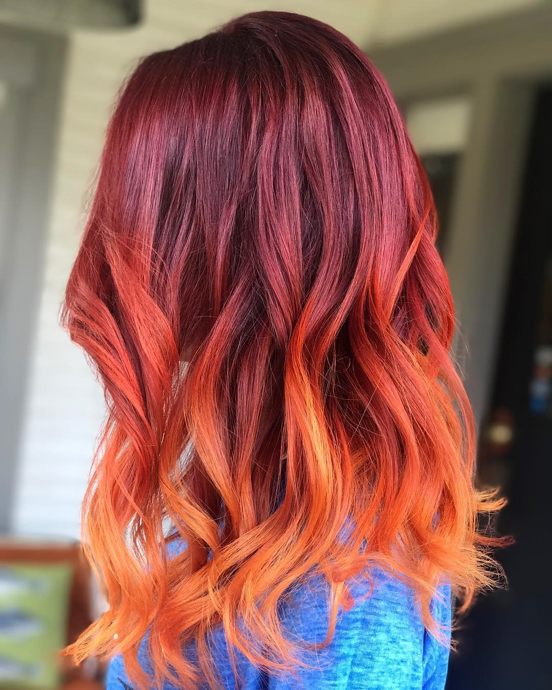 30 hottest ombre hair color ideas 2018 photos of best ombre hairstyles her style code. Black Bedroom Furniture Sets. Home Design Ideas