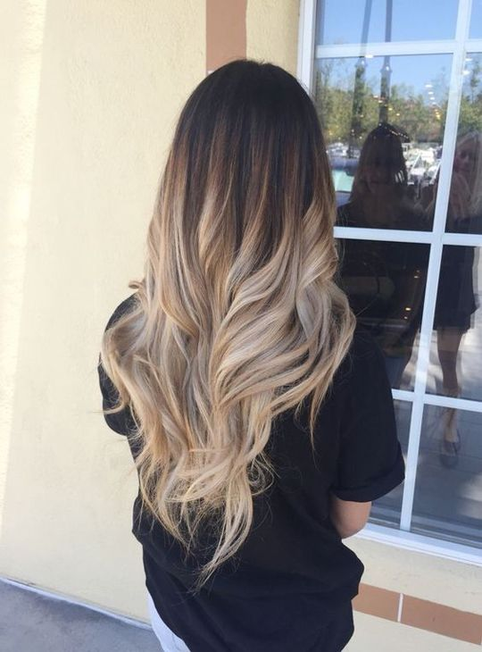 Summer Hair Colors For Long Hair