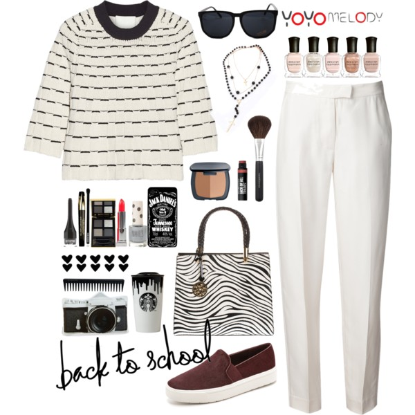 e2db97acaa7 30 Really Cute Outfit Ideas For School 2019 - Back to School Outfits