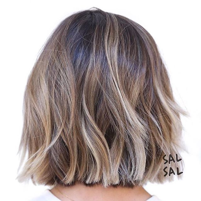 30 Stunning Balayage Short Hairstyles 2019 Hot Hair