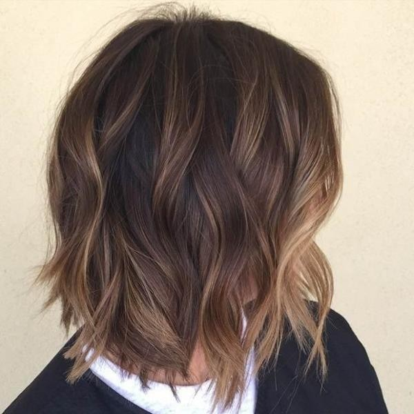 30 Stunning Balayage Short Hairstyles 2018 Hot Hair Color Ideas
