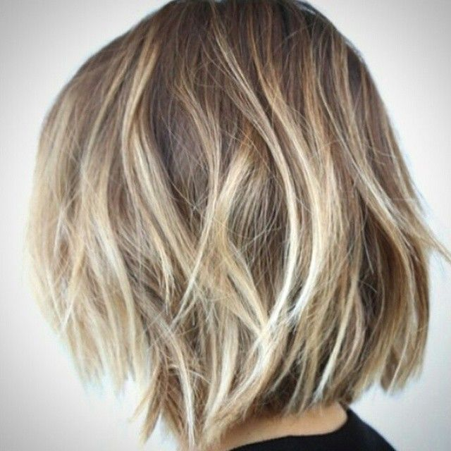 30 Stunning Balayage Short Hairstyles 2018 - Hot Hair Color Ideas ...