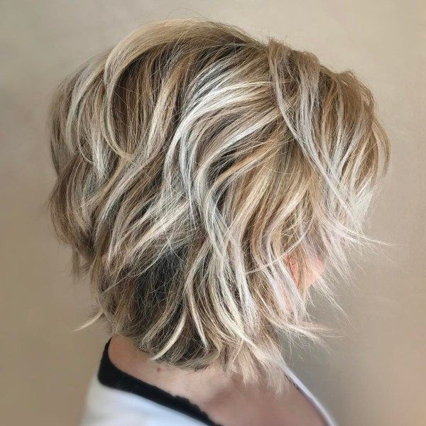 A Graduated Bob Haircut Is Ideal For Adding Bulk So Whether You Have Thin Hair Or Thick It Can Certainly Work