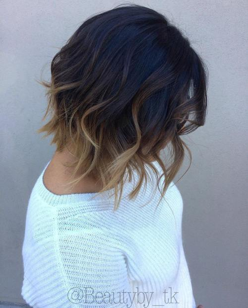 35 Hottest Short Ombre Hairstyles for 2018 - Best Ombre Hair Color Ideas