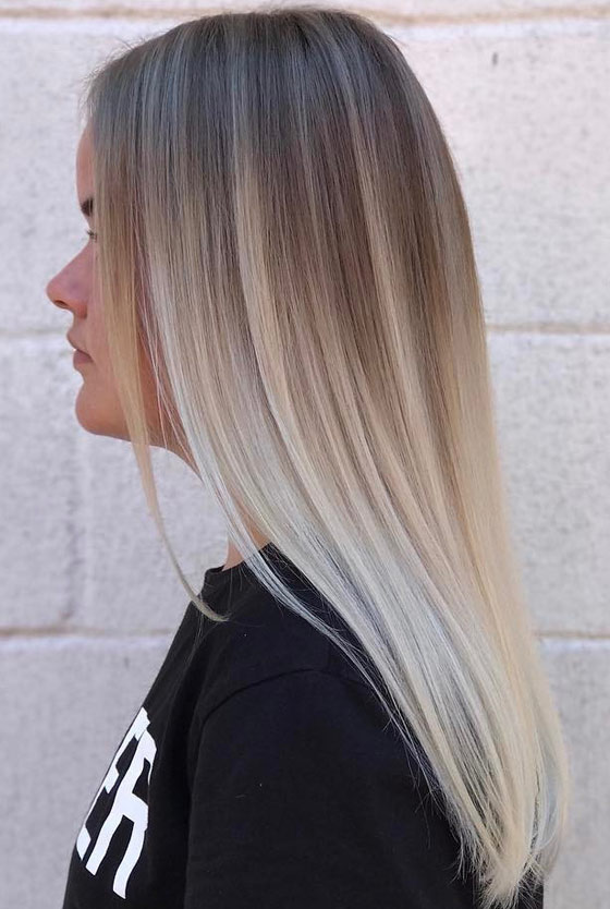 45 Adorable Ash Blonde Hairstyles Stylish Blonde Hair