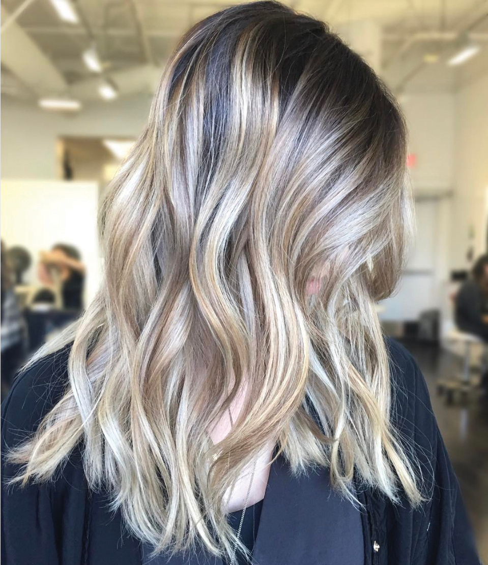 Blonde Hair Color Ideas: 45 Adorable Ash Blonde Hairstyles