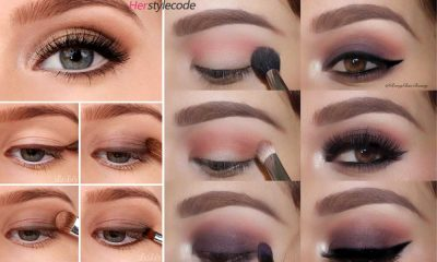 how to rock new year's eve eye makeup 2018  her style code