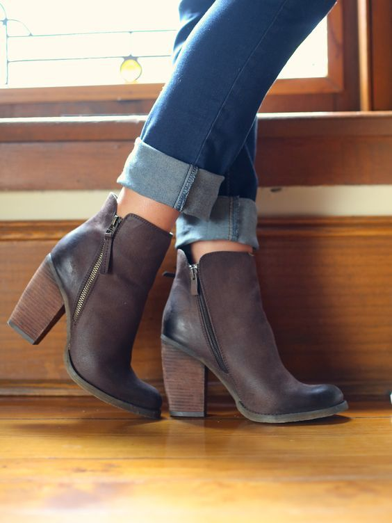 Boots are the shoes of winter for practical reasons, but this season's offerings are certainly not short on style.