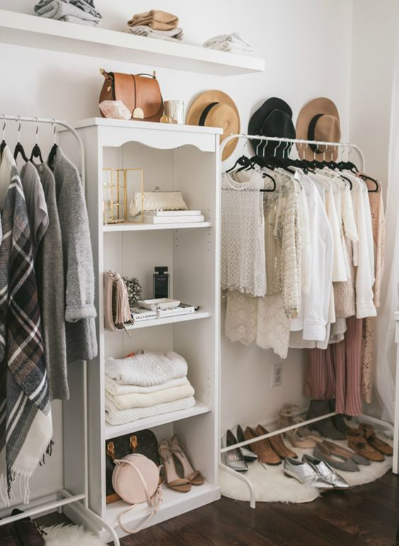 One of the most difficult areas to 'spring clean'? Our closets! So, we came up with a new method, you could say, for how to clean out your closet AND make it fun!