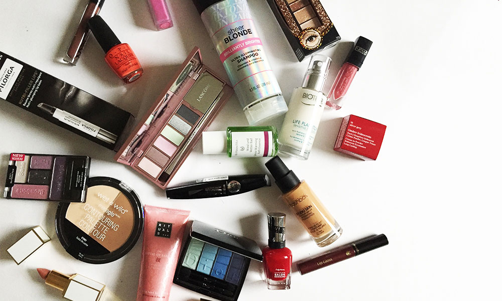 Beauty Collection 7 Tips for Spring Cleaning Your Beauty Collection