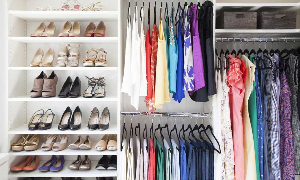 Cleaning Your Closet 7 Tips for Spring Cleaning Your Closet