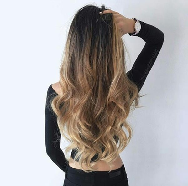 is ombre hair still in style 60 trendy ombre hairstyles 2019 blue 8964