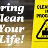 tips on how to Spring Clean Your Life 7 Ways to Spring Clean Your Life