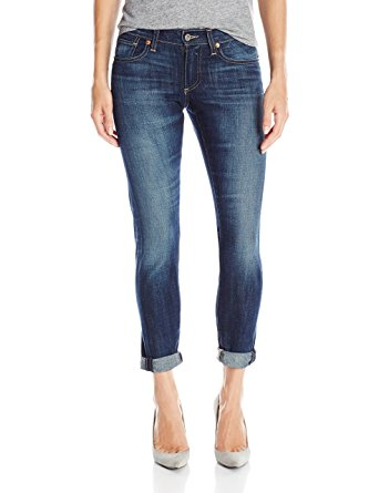 Lucky Brand Women's Sienna Slim Boyfriend Jean, Beach Break, 28 (US 6)