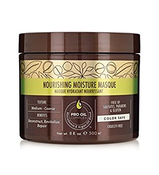 Macadamia Professional Nourishing Moisture Masque, 16.9 oz.