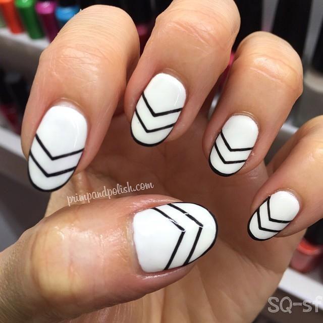 20 Gorgeous Minimalist Nail Design Ideas - Her Style Code
