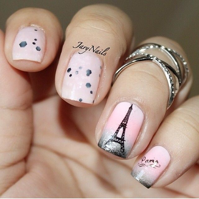 Adorable Nail Designs: 30 Really Cute Nail Designs You Will Love