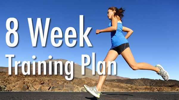 8 Weeks Plan An 8 Weeks Plan to Make You a Runner