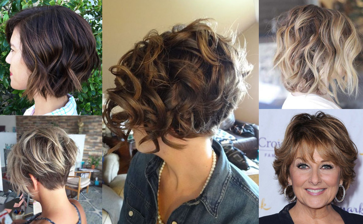 Hair Styles For Short Hair With Color: 40 Best Short Hairstyles For Thick Hair 2019