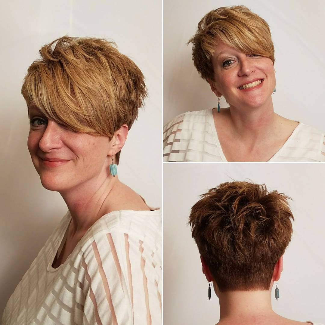 30 Hottest Pixie Haircuts 2018 Classic To Edgy Pixie Hairstyles