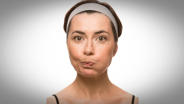 10 Yoga Exercises That Make Your Face Look Thinner
