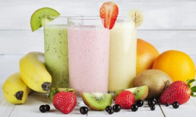 fruit smoothie How to Choose Your Pre Workout Snacks