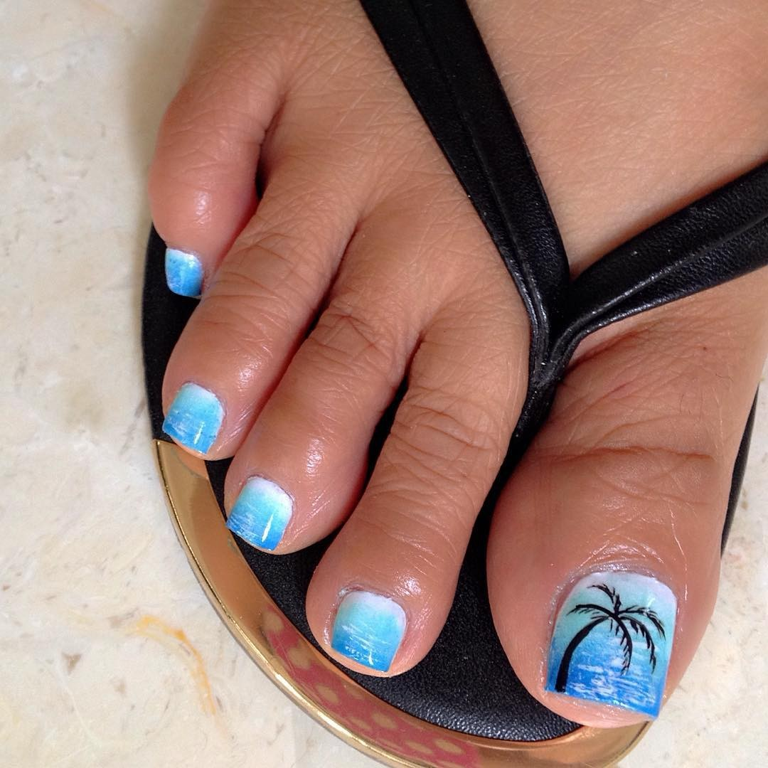 How To Get Your Feet Ready For Summer 50 Adorable Toe Nail Designs 2019 Her Style Code
