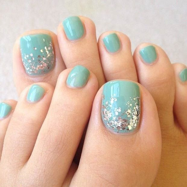 how-to-get-your-feet-ready-for-summer-50-adorable-toe-nail-designs ...