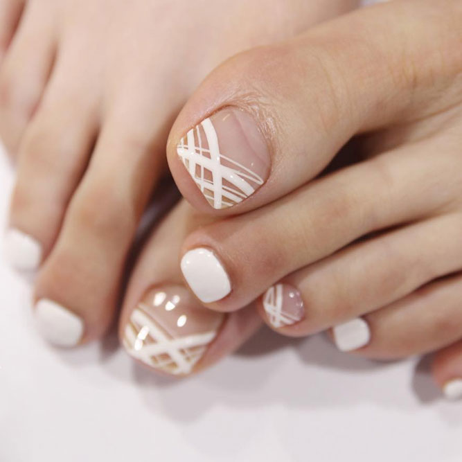 Foot Nail Art Design: How To Get Your Feet Ready For Summer