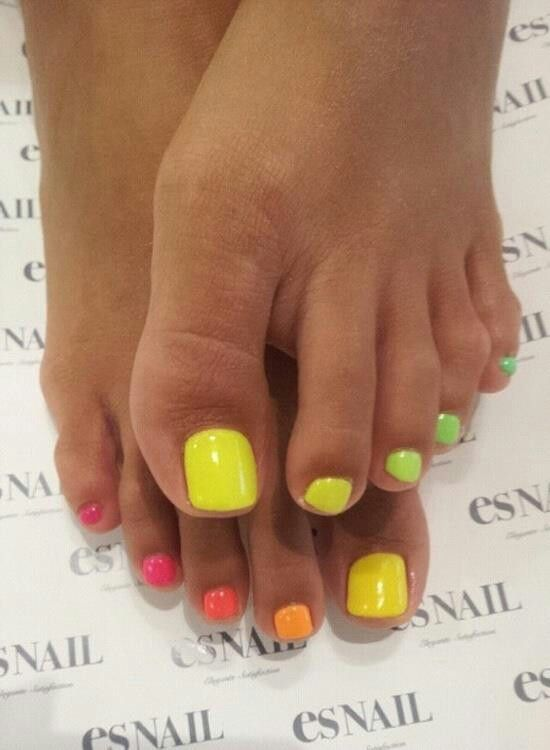 dc1a210ee5a How to Get Your Feet Ready for Summer - 50 Adorable Toe Nail Designs ...
