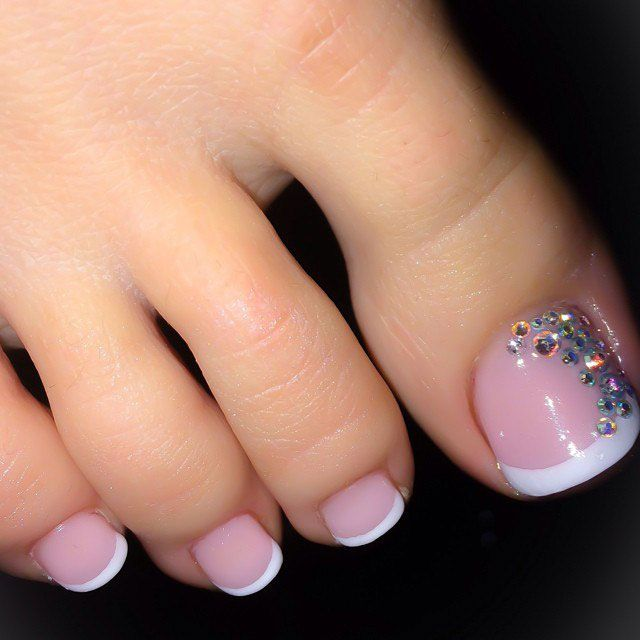 How to Get Your Feet Ready for Summer - 50 Adorable Toe Nail Designs ...