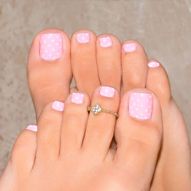 How To Get Your Feet Ready For Summer 50 Adorable Toe Nail Designs 2020 Her Style Code