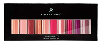 VINCENT LONGO Urban Nights 12 Piece Lip Gloss Set, 12 fl. oz.
