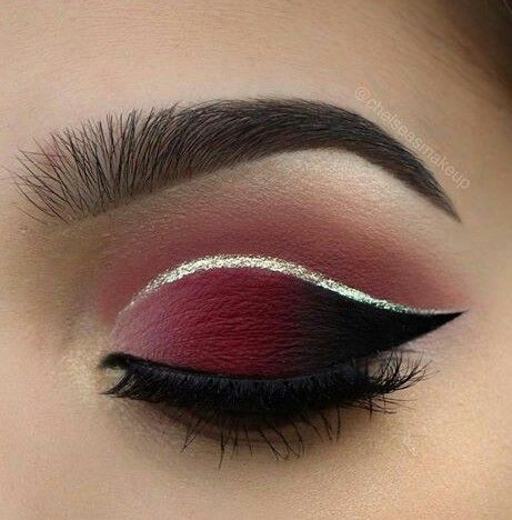 Eye Makeup - Makeup Artist ^^ | pinterest.com/... ↠℘ıŋɬɛγɛʂɬ : Lisa - Ten (10) Different Ways of Eye Makeup