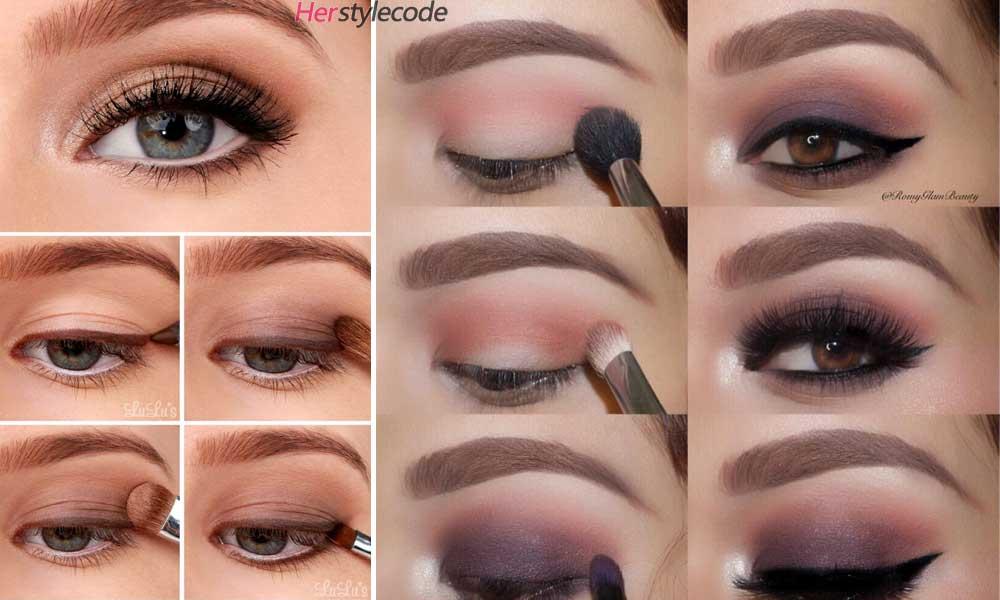 easy step by step makeup tutorials 10 Easy Step By Step Makeup Tutorials For Beginners