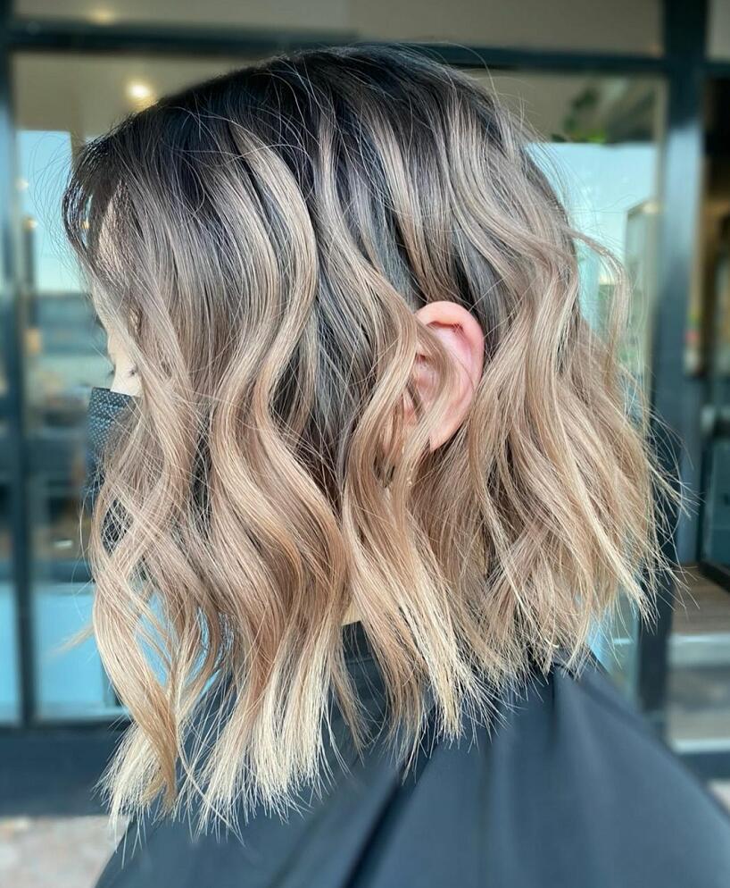 best medium length hairstyles 2022