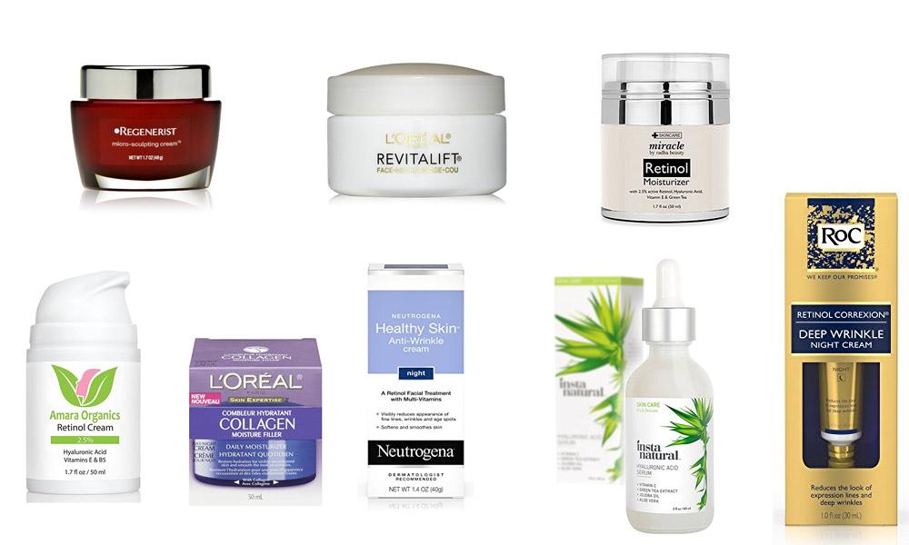 Best Anti-Aging Wrinkle Creams