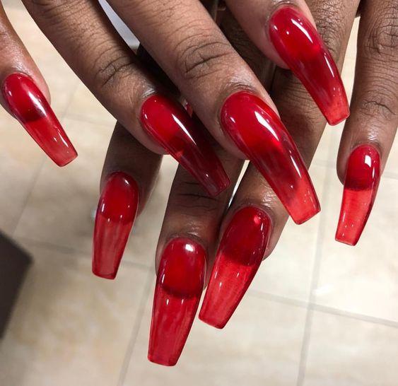 Jelly nails 🔥
