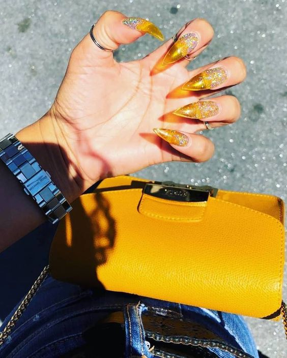 New Manicure Trend 'Jelly Nails', How Do You Get The Look