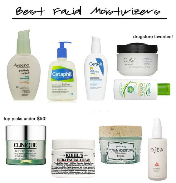 beauty buzz: the best facial moisturizers for fall