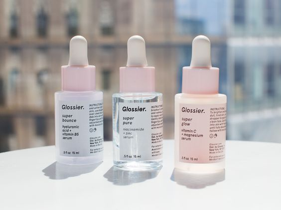 Glossier's New Serums Are Basically Magic Potions to Transform Your Skin